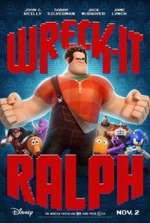 Wreck-It Ralph movie posterWreck-It Ralph movie posterWreck-It Ralph movie poster