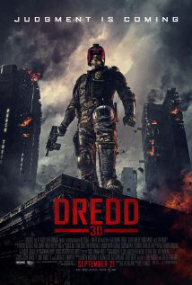 Dredd Movie Poster