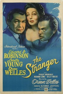The Stranger (1946) movie poster.