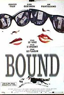 Bound (1996) movie poster.