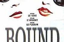 Bound (1996) movie poster.
