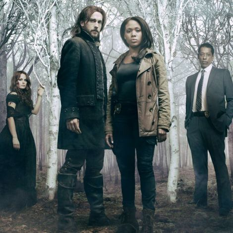 Sleepy Hollow main cast photo