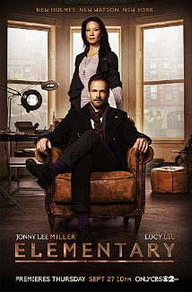 Elementary TV Show poster