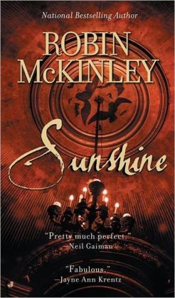 Original Sunshine book cover