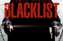 The Blacklist TV show poster.