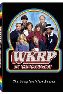 WKRP in Cincinnati DVD cover