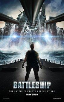 Battleship movie poster.
