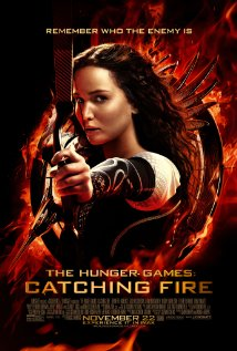 The Hunger Games: Catching Fire movie poster