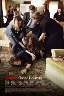 August: Osage County movie poster.