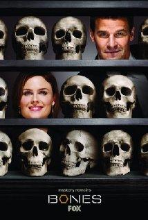 Bones TV poster