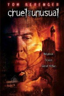 Cruel and Unusual movie poster (aka Watchtower)