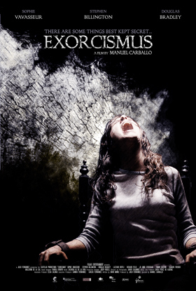 Exorcismus movie poster