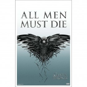 Game of Thrones Valor Morghulis poster