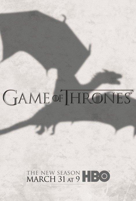 Game of Thrones, Season 3 logo