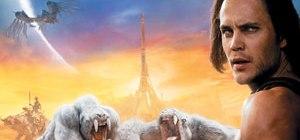 DVD cover of John Carter movie.