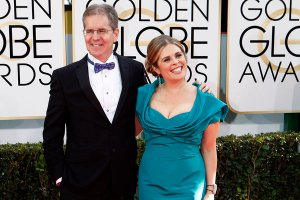 Jennifer Lee at Golden Globes