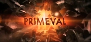 Primeval TV show title graphic
