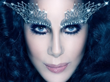 Publicity photo for Cher's Dressed to Kill Tour.