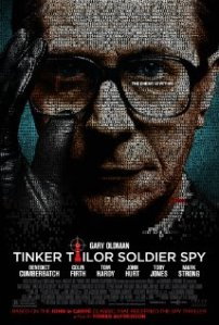 Tinker Tailor Soldier Spy movie poster