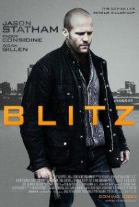 Blitz movie poster
