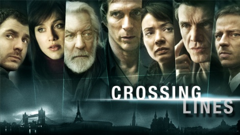 Crossing Lines TV promotional picture