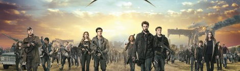 Falling Skies wallpaper
