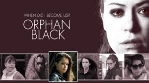 Orphan Black logo - When did I become us?