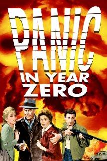 Panic in the Year Zero movie poster