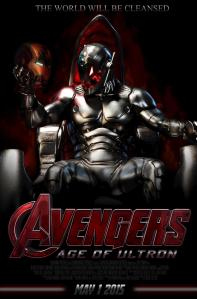 Avengers 2: The Age of Ultron movie teaser poster