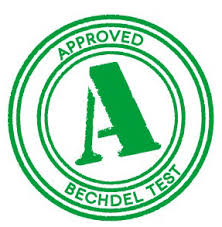 Bechdel Test Approved logo