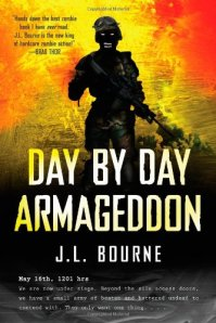 Day by Day Armageddon book cover