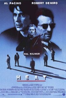Heat - 1995 movie poster