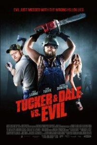 Tucker and Dale vs Evil movie poster.