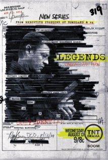 Legends TV show poster