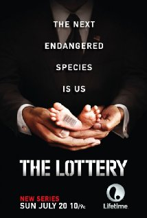 The Lottery TV show poster