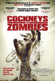 Cockneys vs. Zombies movie poster