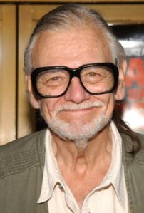 Photo of George Romero.