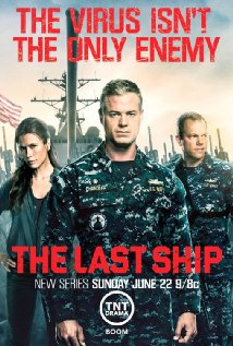 The Last Ship poster.