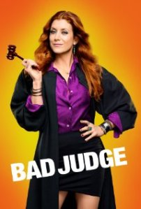 Bad Judge TV promo poster