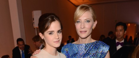 Emma and Cate.