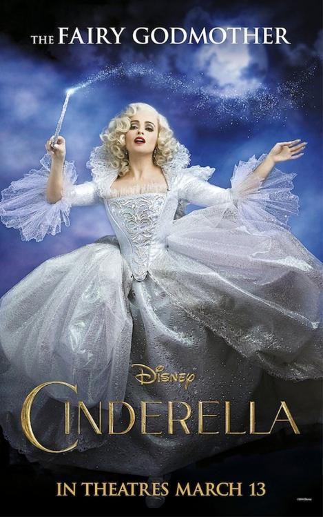 Helena Bonham Carter from Cinderella