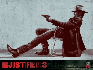 Justified logo