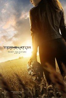 Terminator: Genisys movie poster
