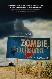 Zombie, Indiana book cover