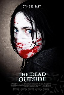 The Dead Outside movie poster.