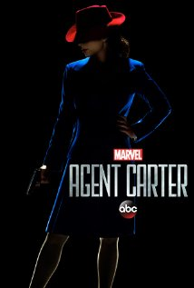 Agent Carter promo poster