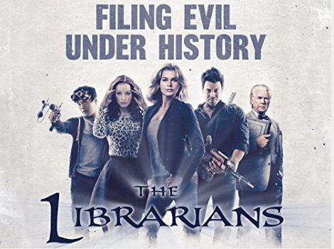 The Librarians publicity picture