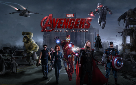 Avengers: Age of Ultron - possible fan poster.