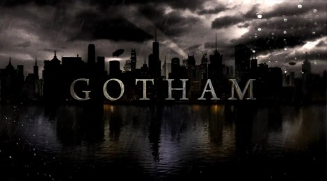 Gotham TV show poster