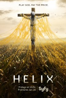 Helix, TV show IMBD poster